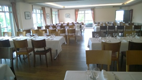 Restaurant Graf Isang, Seeburg